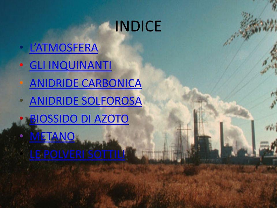 IL GAS METANO Il metano è il risultato della decomposizione di alcune sostanze organiche in assenza di ossigeno.