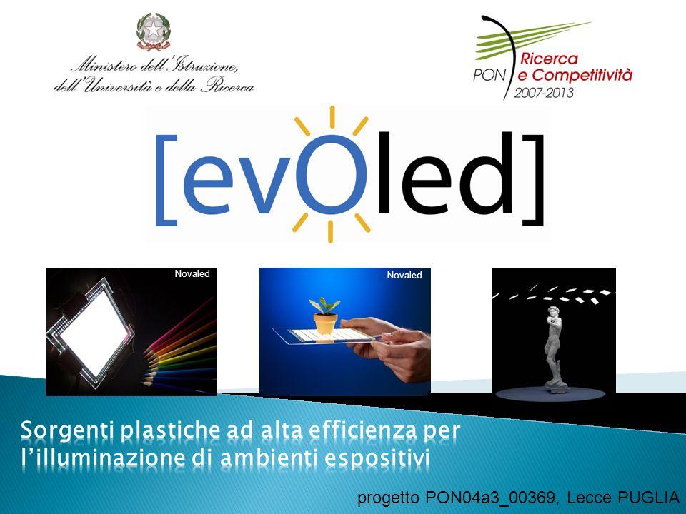 progetto PON04a3_00369, Lecce PUGLIA Novaled