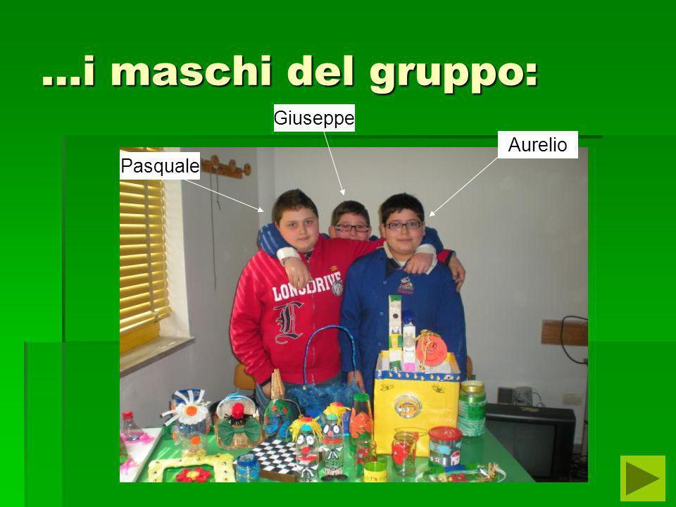 ….e ancora:il trio Medusa!! Valentina Rita PiaDrusiana