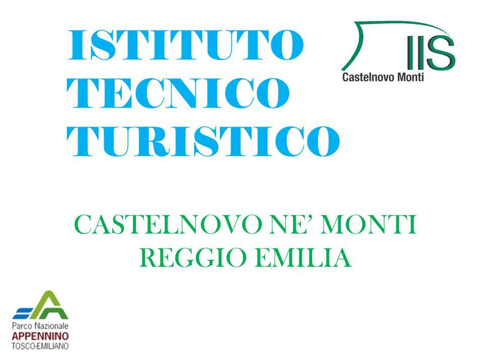 ISTITUTO TECNICO TURISTICO CASTELNOVO NE' MONTI REGGIO EMILIA
