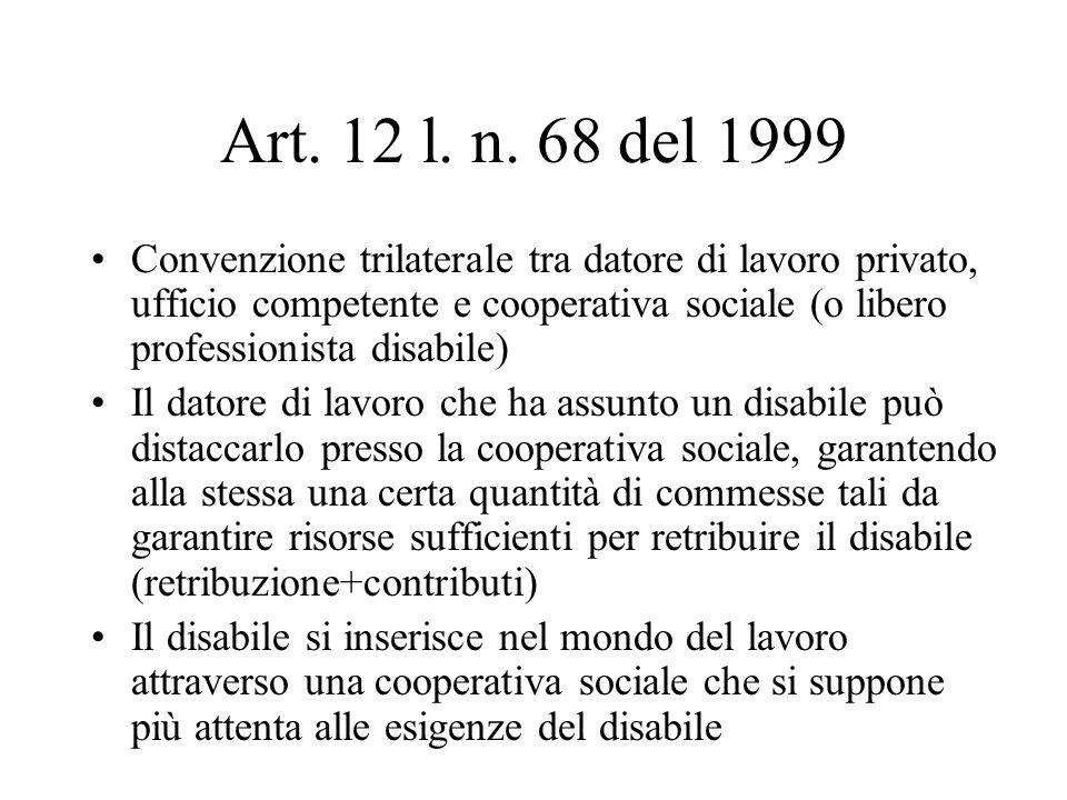 Art. 12 l. n.