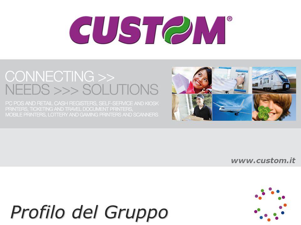 Custom S.p.A., è un gruppo di Aziende a capitale privato operanti in settori verticali.
