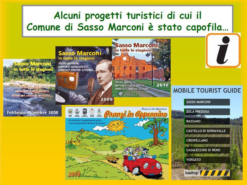 Le utenze di infoSASSO Entrate EntrateEntrate Contributo Provincia di Bologna€.