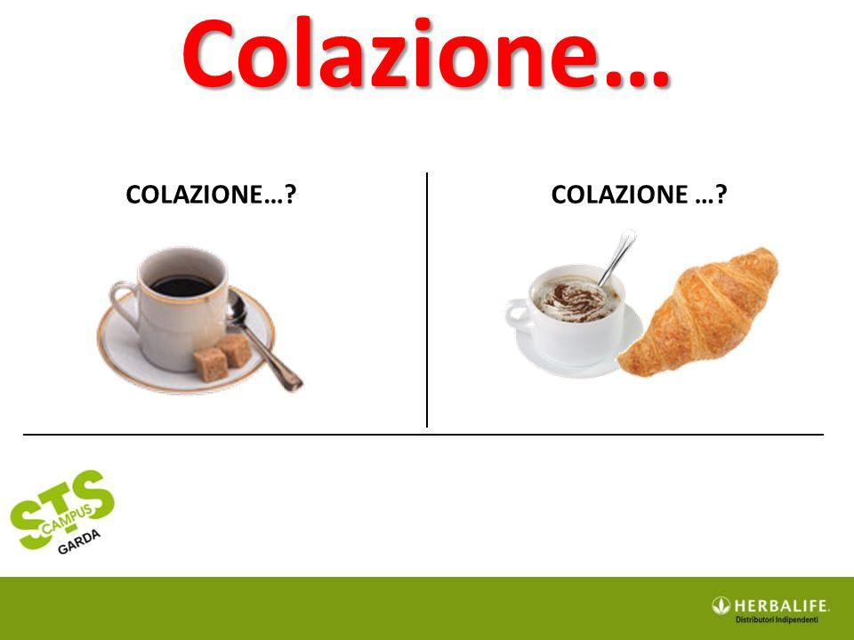 COLAZIONE…? Colazione…