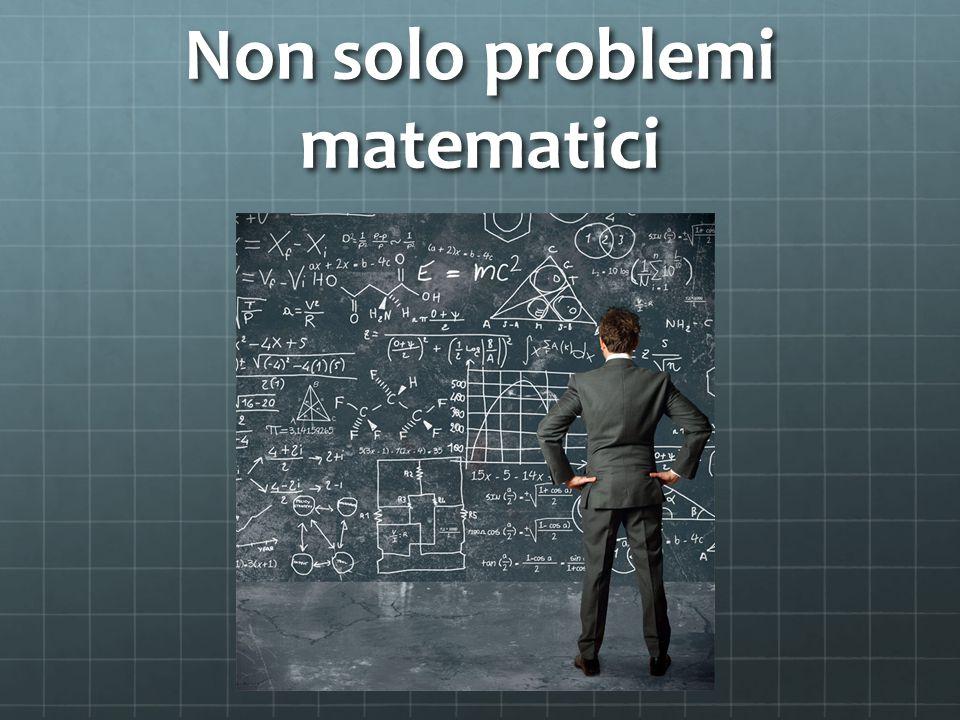 … altri problemi