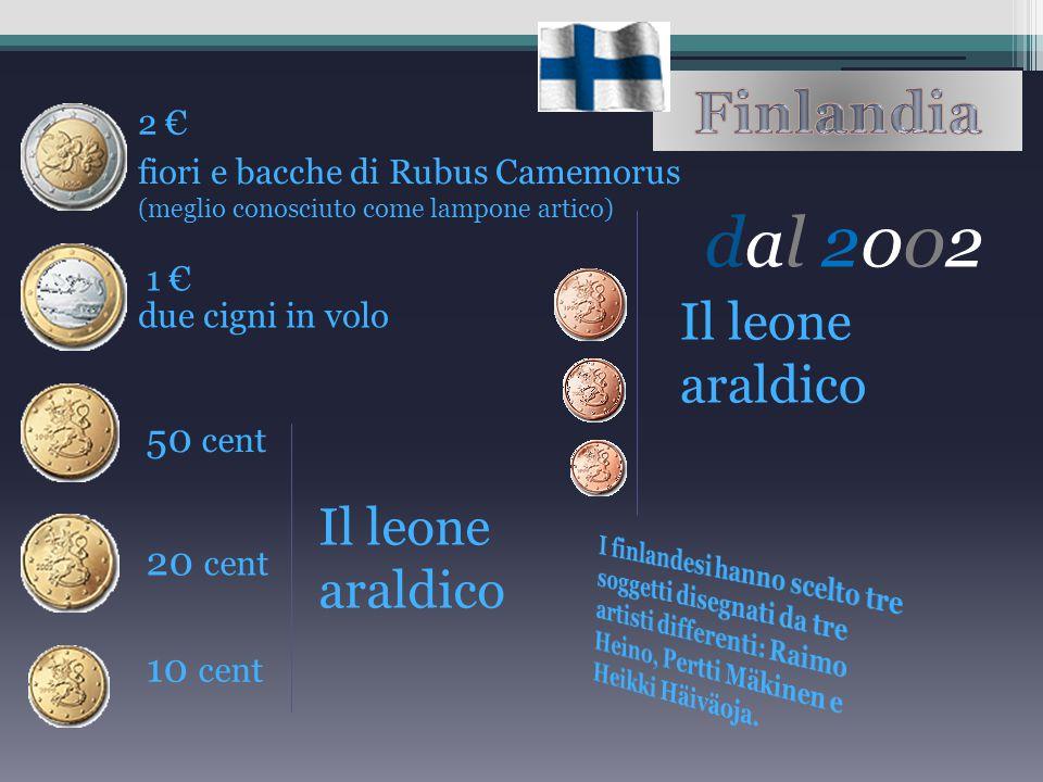 B e l g i o 2 EURO 1 EURO 50 CENT 20 CENT 10 CENT 2 CENT 5 CENT 1 CENT dal 2002dal 2002