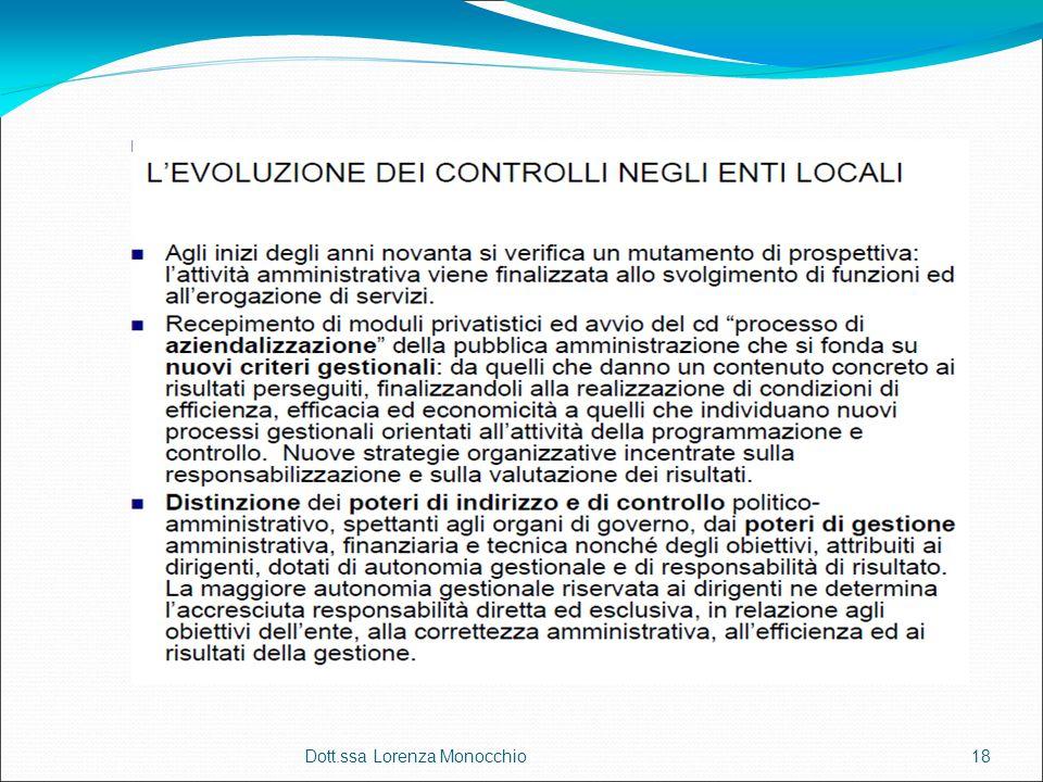 Dott.ssa Lorenza Monocchio18