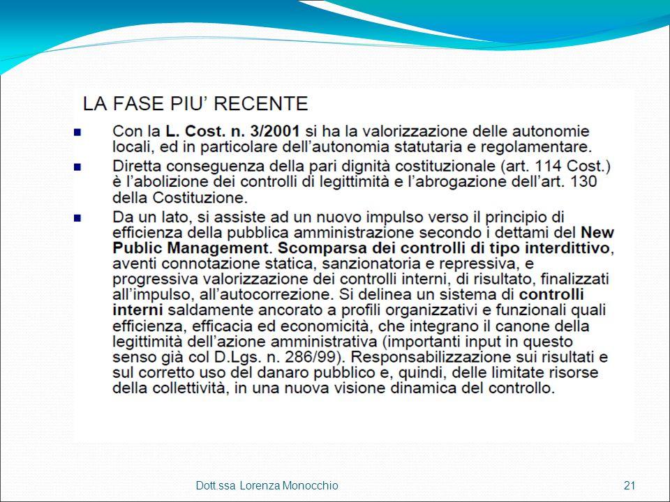 Dott.ssa Lorenza Monocchio21