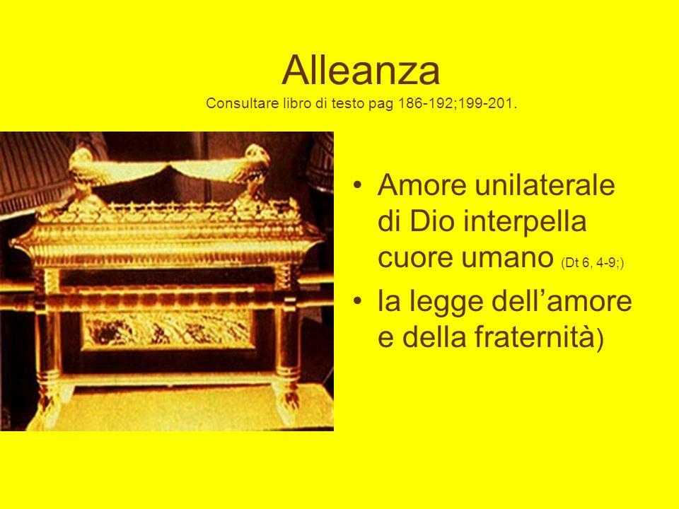 Alleanza Consultare libro di testo pag 186-192;199-201.