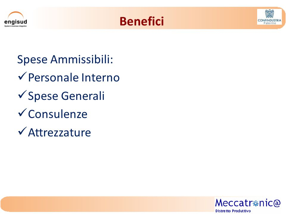 Benefici Modalità di Erogazione.