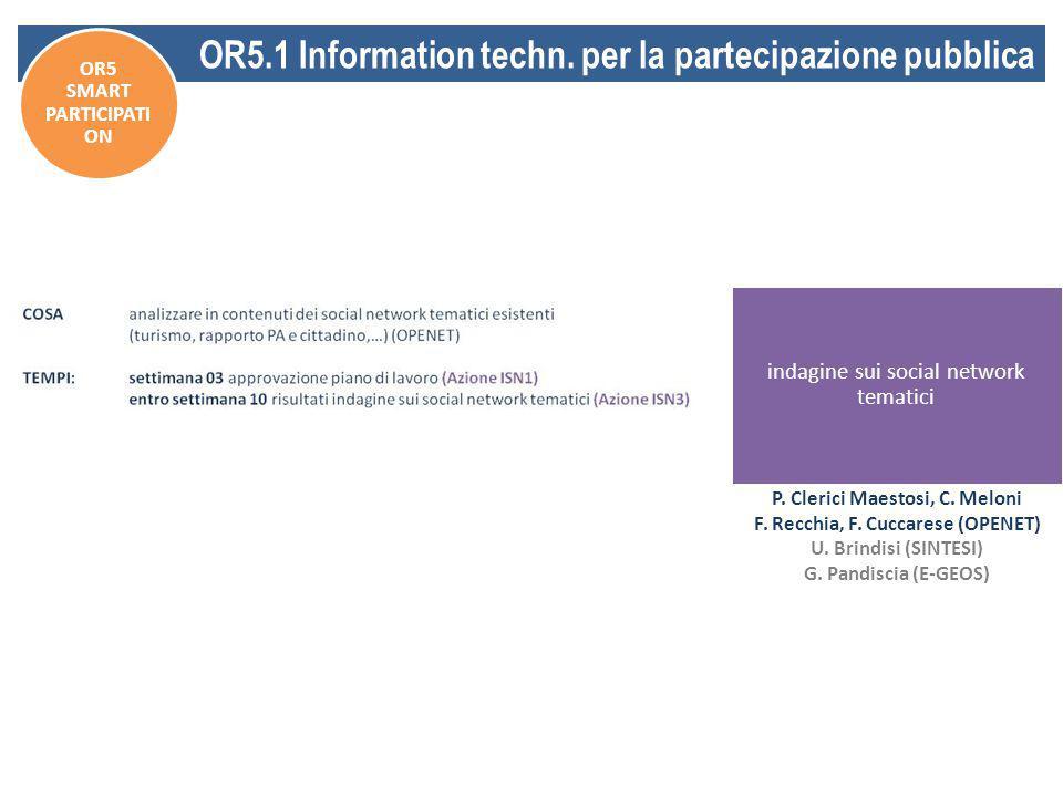 """indagine conoscitiva di tipo qualitativo del capitale sociale CFR doc. ………………. sviluppo architettura metodologica e funzionale del SUN CFR doc. """"proge"""