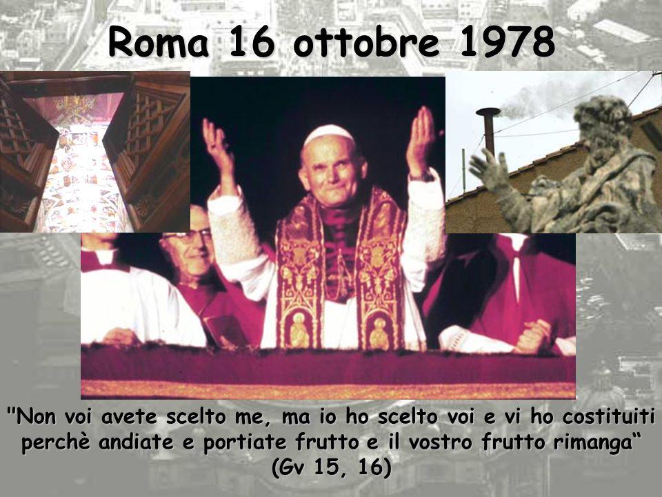 Roma 16 ottobre 1978