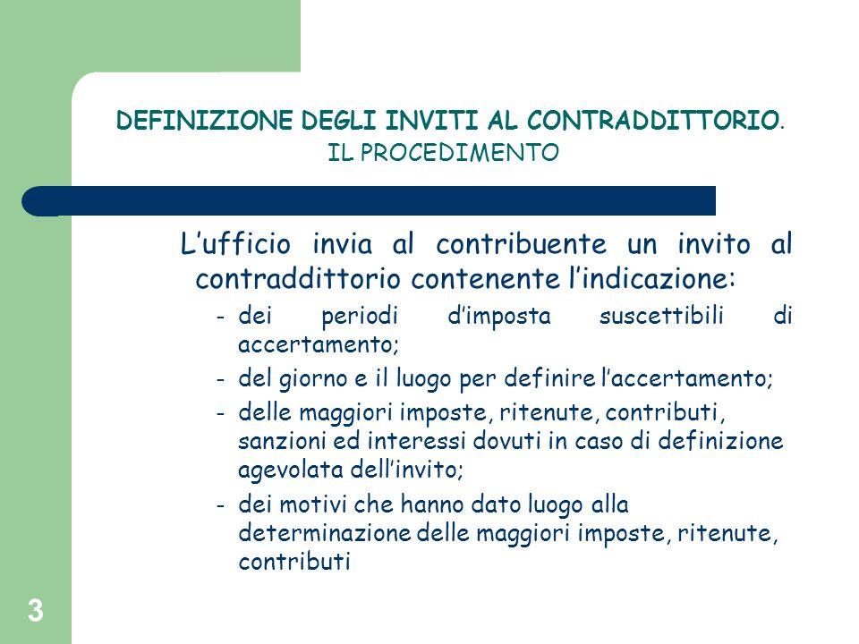 14 IMPOSTE DEFINIBILI Circ.Agenzia delle Entrate 17.9.2008.