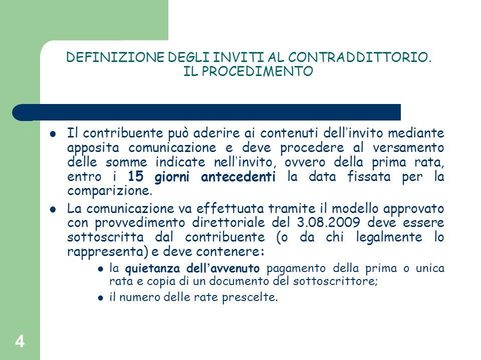 25 CONCILIAZIONE ABBREVIATA (co.5 art. 48 D.lgs.