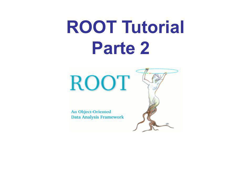 ROOT Tutorial Parte 2