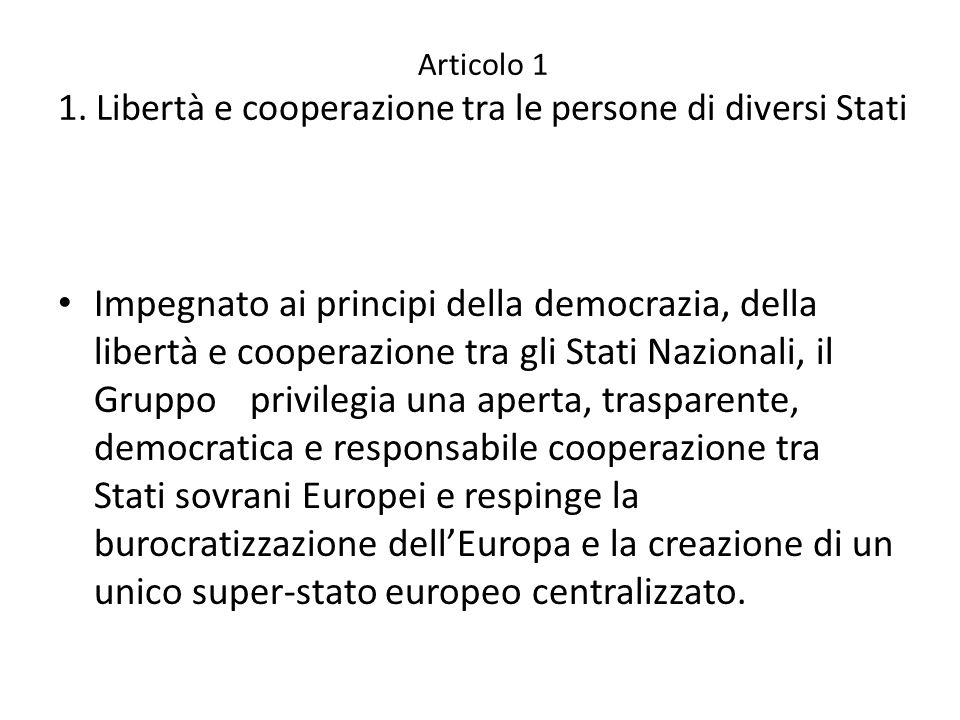 Articolo 1 1.