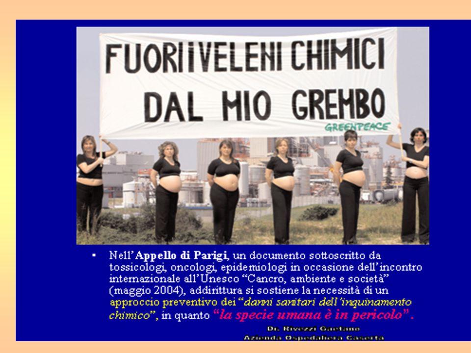 Rischio di Salute Infantile P.Comba ISS congresso Epidemiologia AIE Napoli 5 Novembre 2014 Per quanto riguarda la salute infantile nella Terraa dei Fuochi non si osservano eccessi di mortalità.