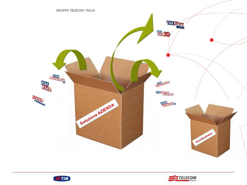 GRUPPO TELECOM ITALIA Soluzione AZIENDA One Business