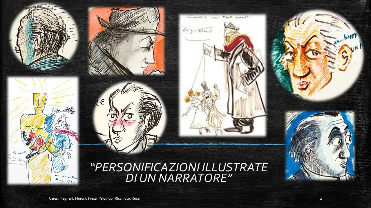 TRASFORMAZIONI ONIRICHE in Federico Fellini. A cura di: Francesco Carusi Lavinia Fagnani Francesca Fioroni Grazia Fresa Alessia Palombo Serena Ricchiu