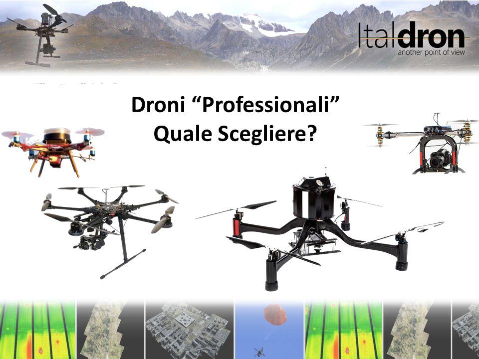 Droni Professionali Quale Scegliere?
