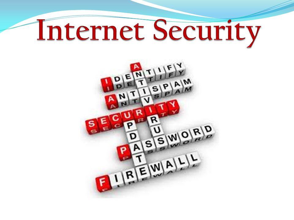 Indice Tematico Cos'è Internet Chi esegue gli attacchi e perché.