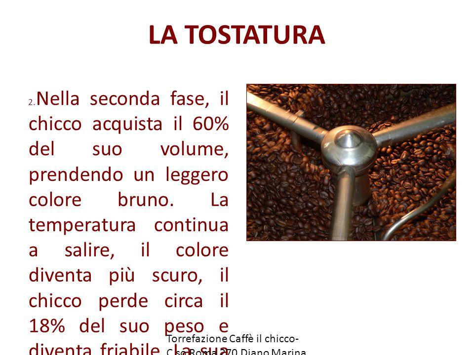 LA TOSTATURA 2.