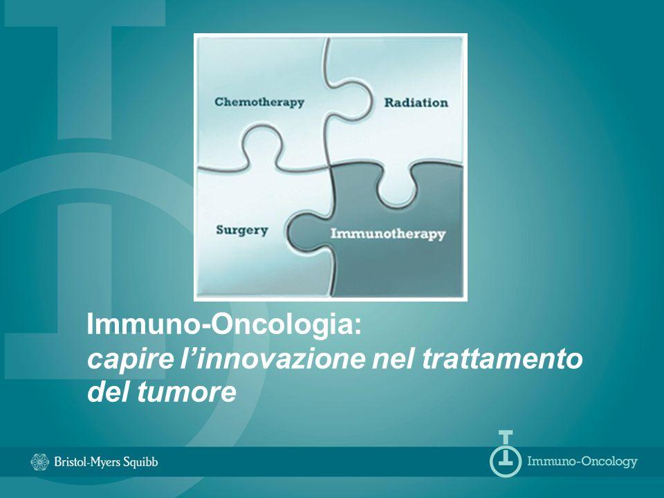 1 Immuno-Oncologia: capire l'innovazione nel trattamento del tumore