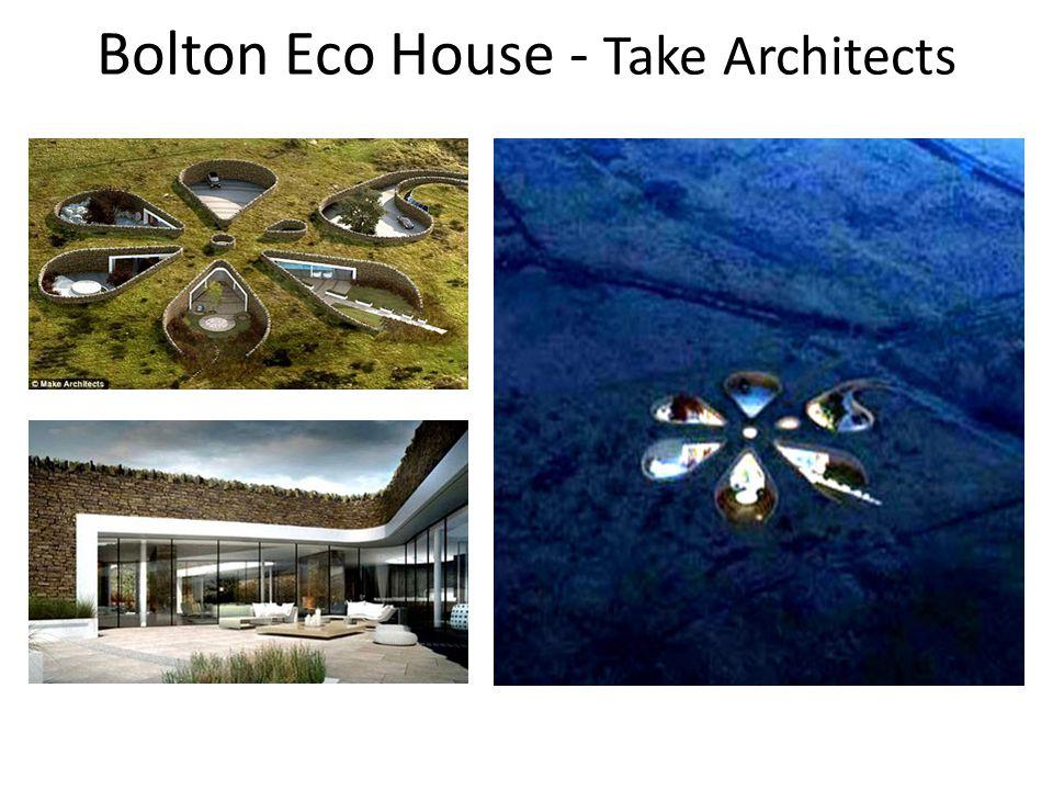Bolton Eco House - Take Architects