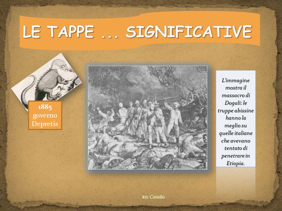 1885 governo Depretis