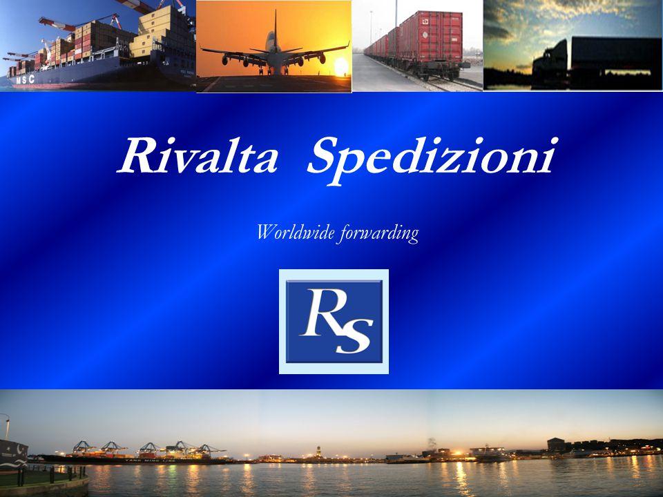 1 Rivalta Spedizioni Worldwide forwarding