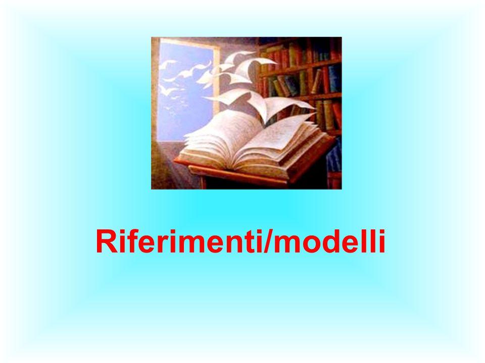Riferimenti/modelli