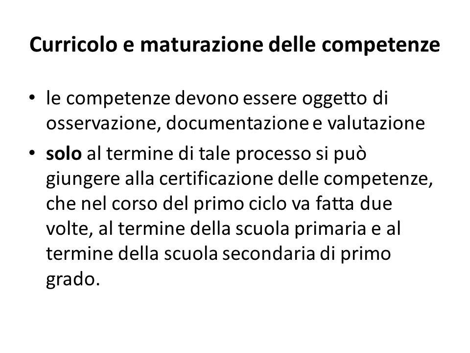 Competenza « Possedere una competenza significa non solo avere le risorse che la compongono, ma anche essere capaci di attivare adeguatamente tali risorse e di orchestrarle, al momento giusto, in una situazione complessa».