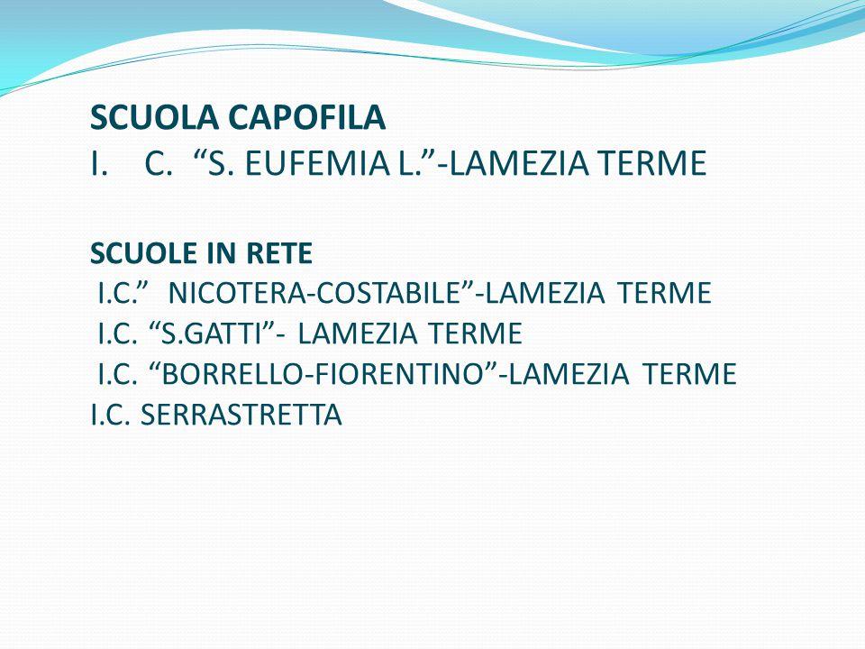 SCUOLA CAPOFILA I.C. S.