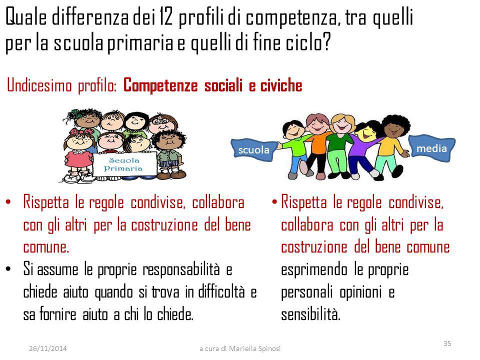 Rispetta le regole condivise, collabora con gli altri per la costruzione del bene comune. Si assume le proprie responsabilità e chiede aiuto quando si