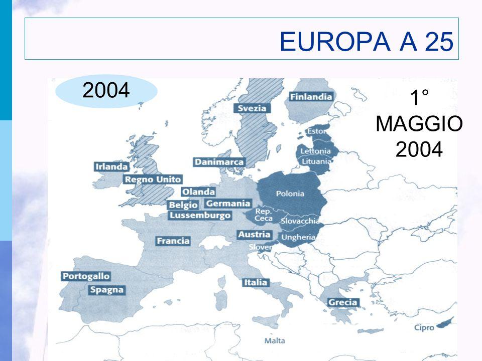 53 EUROPA A 25 2004 1° MAGGIO 2004