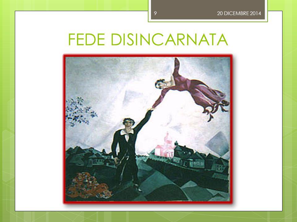 FEDE DISINCARNATA 20 DICEMBRE 2014 9