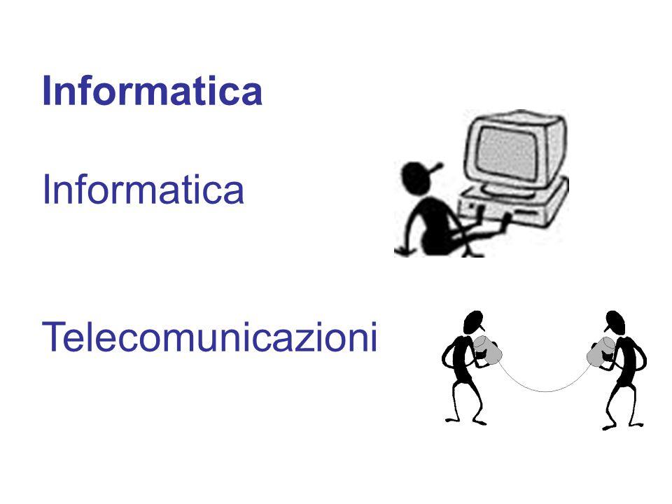 Informatica Telecomunicazioni