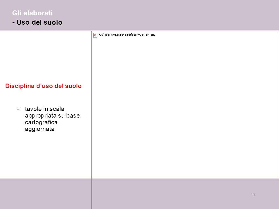 8 - Norme di attuazione per il commento sonoro delle slides cliccare l'icona in basso a destra.