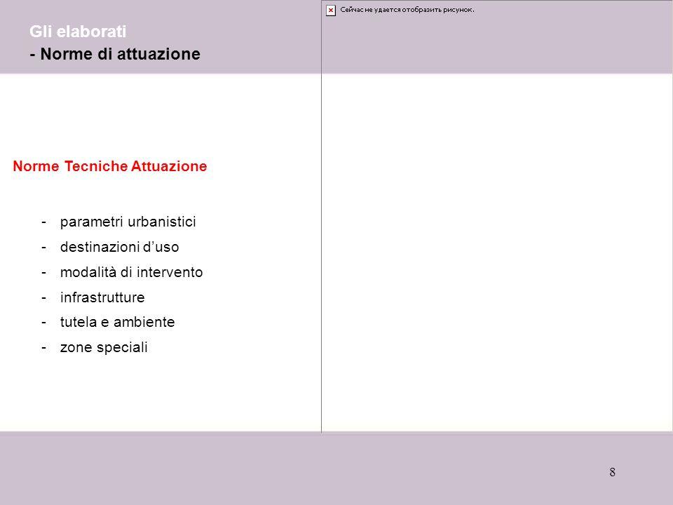 8 - Norme di attuazione per il commento sonoro delle slides cliccare l'icona in basso a destra. Il servizio è attivo solo per gli studenti iscritti al