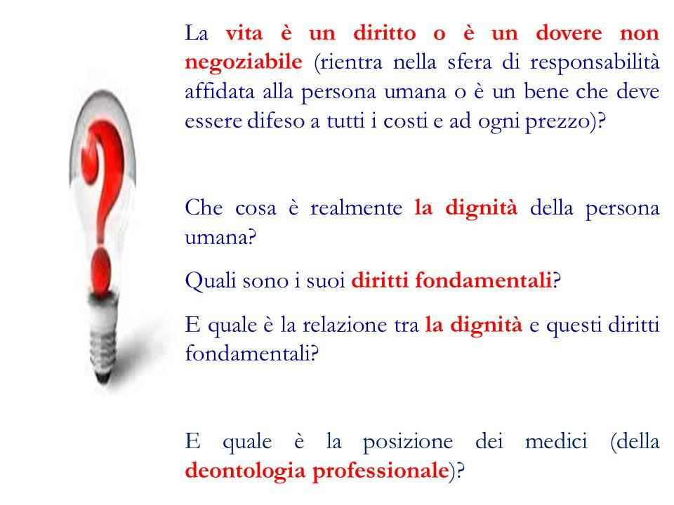 CONVENZIONE DI OVIEDO Art.9 (Desideri precedentemente espressi).