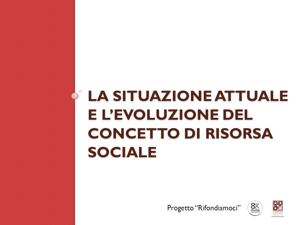 LE RISORSE DEL CDA PROGETTAZIONE SOCIALE La finalità delle attività di progettazione sociale è riconducibile all'ottenimento di risorse da impiegare per la gestione di un progetto ben definito che si propone il raggiungimento di obiettivi di pubblica utilità.