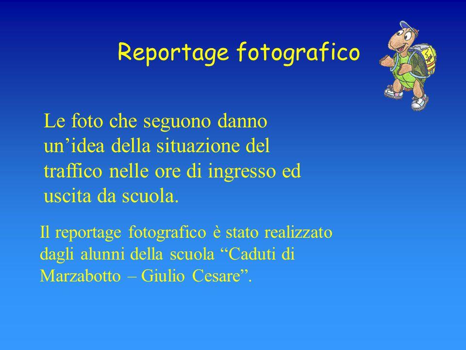 """Reportage fotografico Il reportage fotografico è stato realizzato dagli alunni della scuola """"Caduti di Marzabotto – Giulio Cesare"""". Le foto che seguon"""