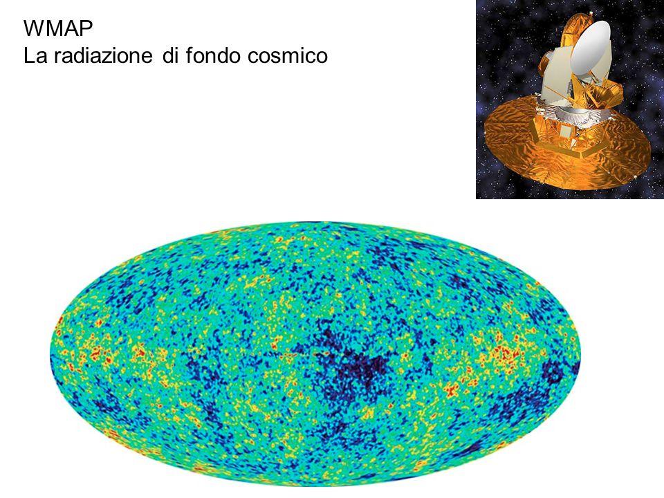 WMAP La radiazione di fondo cosmico