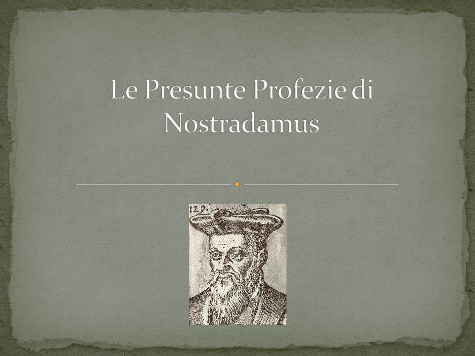 I sostenitori dell attendibilità di queste profezie attribuiscono a Nostradamus la capacità di aver predetto un incredibile numero di eventi nella storia del mondo tra cui la rivoluzione francese, la bomba atomica, l ascesa al potere di Adolf Hitler, e gli attentati dell 11 settembre 2001.