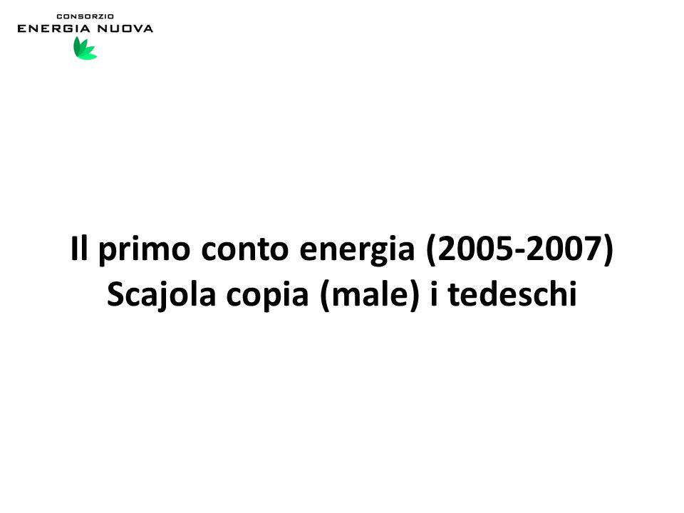 Il quinto conto energia (Chi l'ha scritto???) (2012-2013)