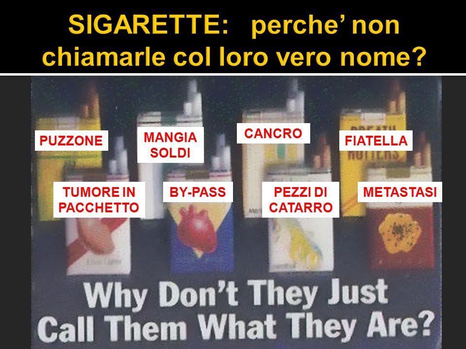 FIATELLA MANGIA SOLDI TUMORE IN PACCHETTO PUZZONE PEZZI DI CATARRO BY-PASSMETASTASI CANCRO