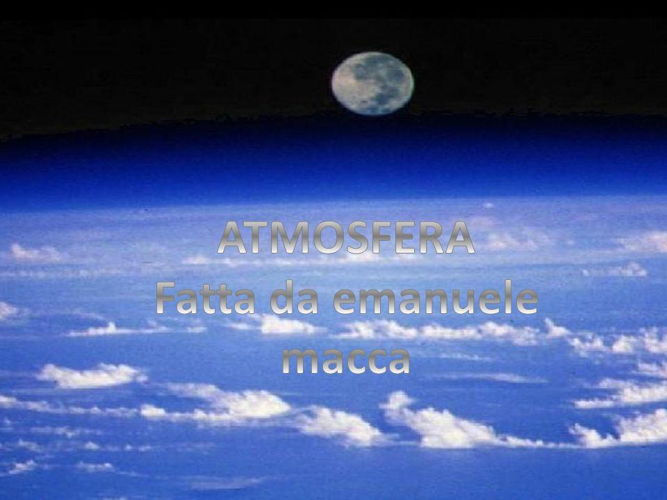 Atmosfera e sistema terra Il pianeta è formato da 4 grandi componenti chiamate sfere: atmosfera è l'involucro d'aria che circonda la terra; idrosfera è l'insieme di tutte le acque del pianeta ; litosfera è formata da tutte le rocce biosfera comprende tutti gli esseri viventi.