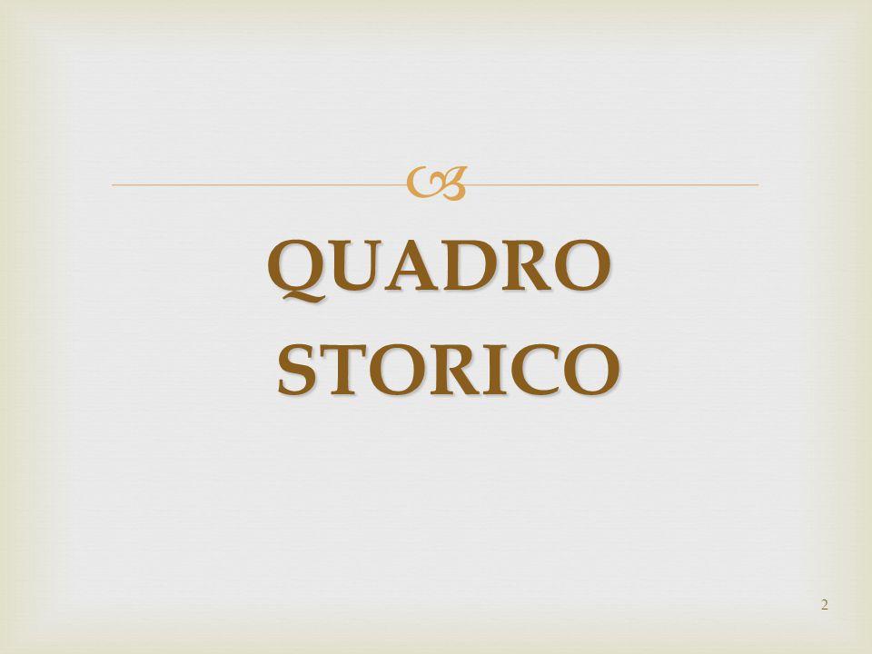 QUADRO STORICO STORICO 2