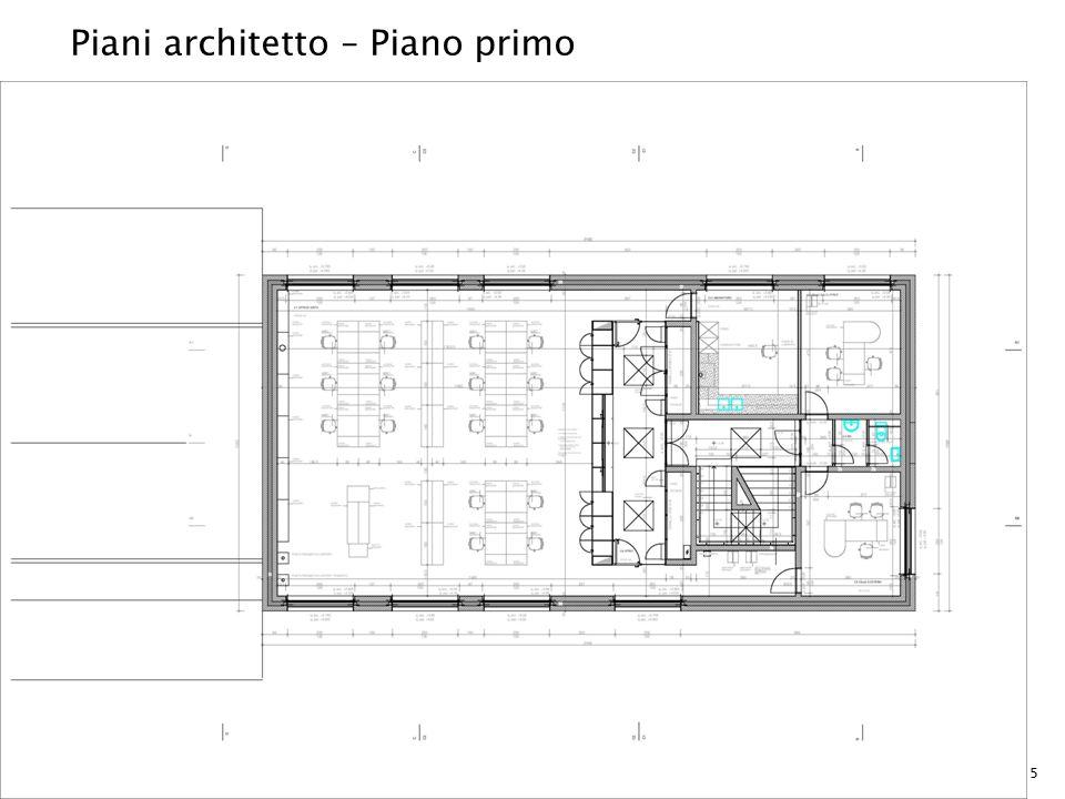 Piani architetto – Piano primo 5