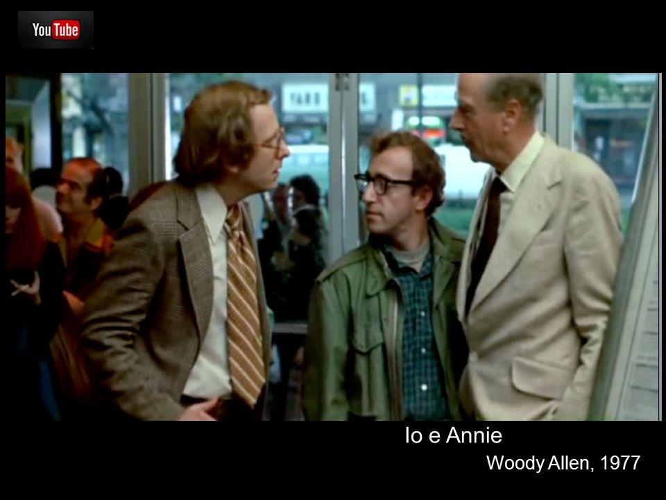 Io e Annie Woody Allen, 1977